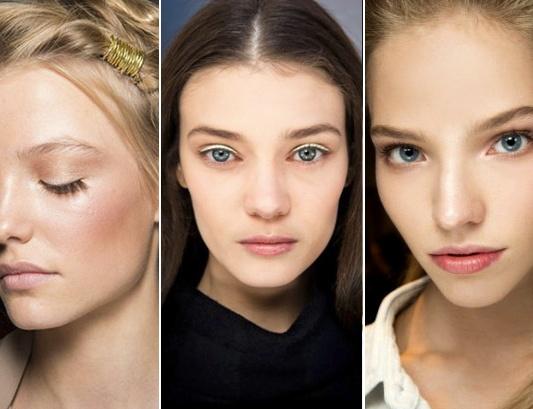 Модные тенденции в макияже весна лето 2017
