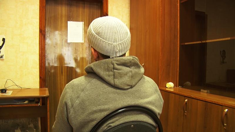 ВМордовии наркоделец пытался исчезнуть скрупной партией наркотиков набронированном внедорожнике