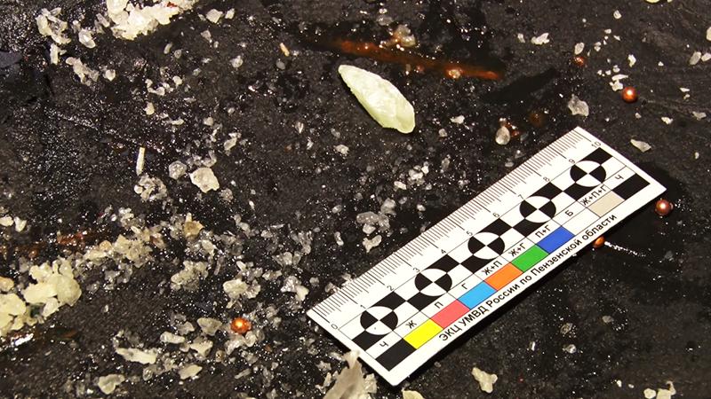 Пойманный вПензенской области наркодиллер перемещался набронированном внедорожнике