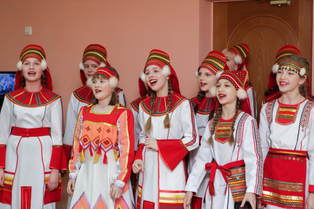 Картинки мордовский народ