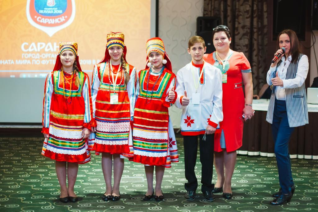 Ребята издетских домов Мордовии стали лауреатами окружной выставки «МастерОК»