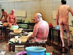 Порно оргия в тюрьме 174