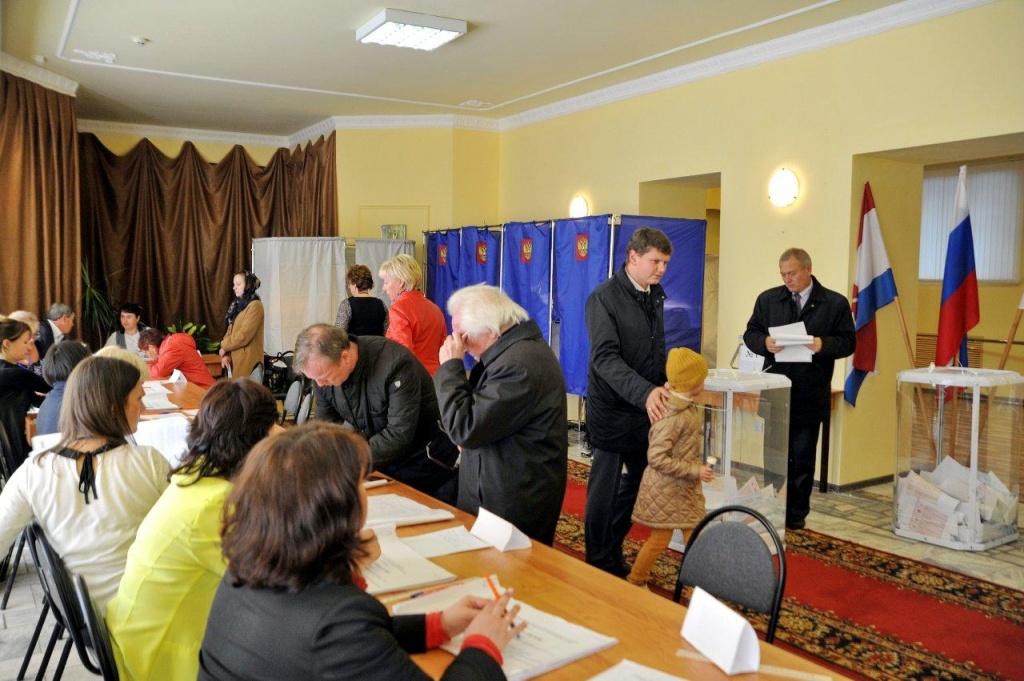 Названы регионы-лидеры появке избирателей вПриволжье