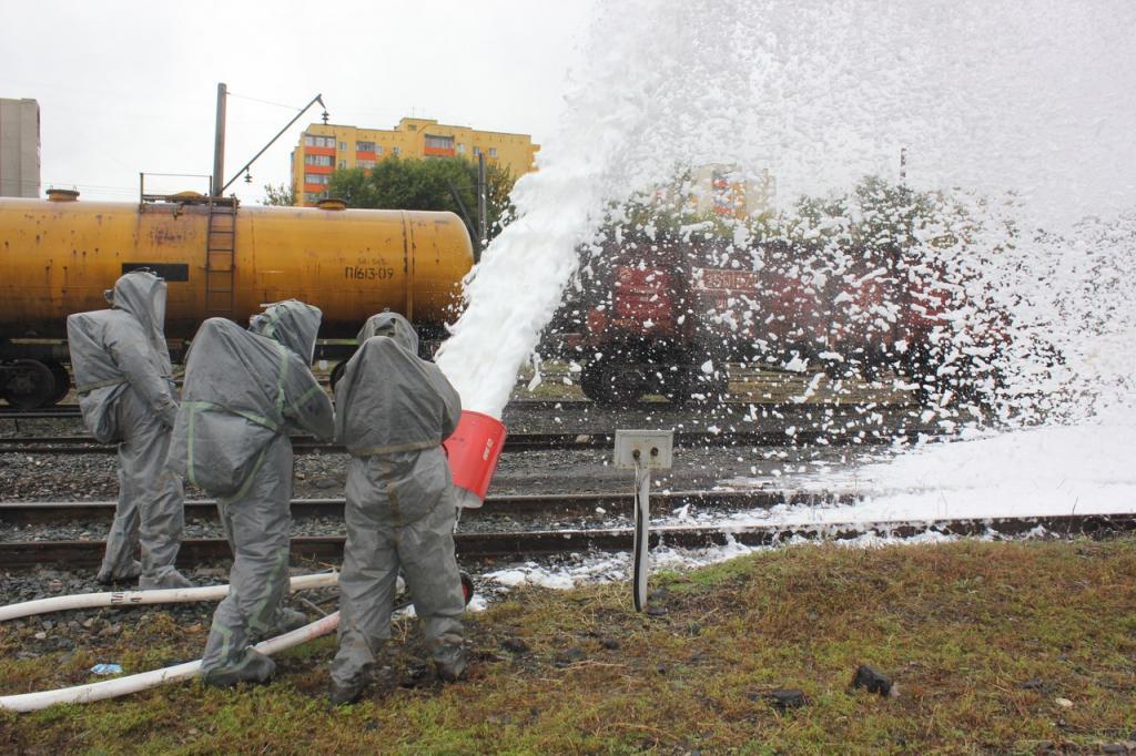На ж/д вокзалах вСаранске иРузаевке устранили условных террористов