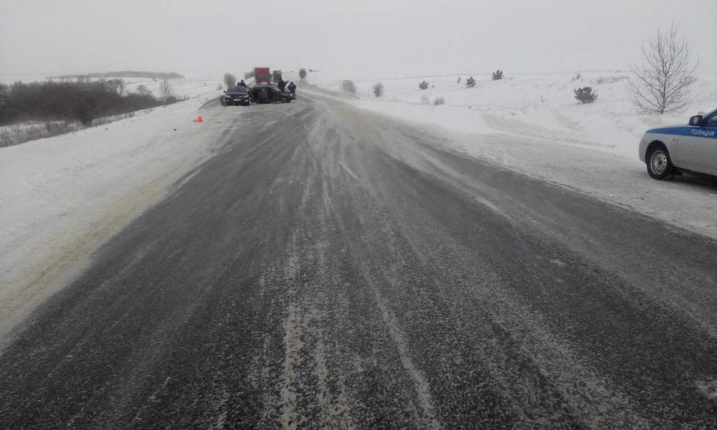 Старая пассажирка «Лады» погибла в трагедии натрассе Р-158 Нижний Новгород