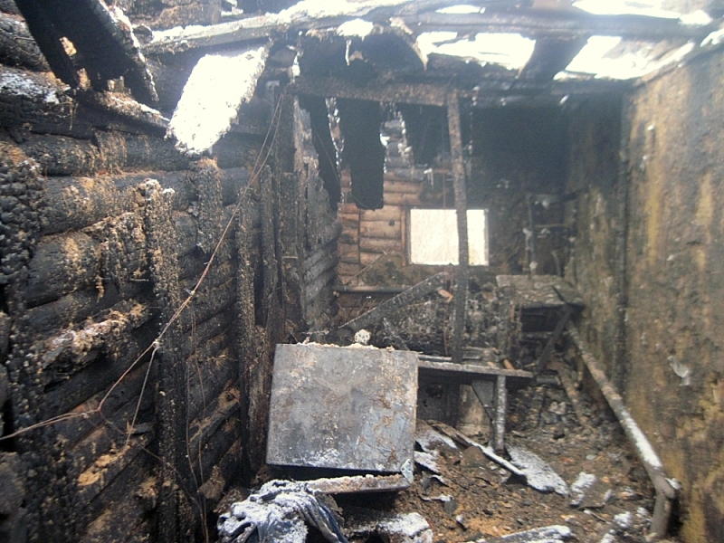 ВМордовии мать исын погибли напожаре в своем доме