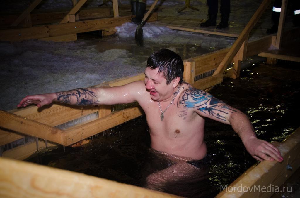 Собянин: Для Крещенских купаний оборудованы 59 мест во всех округах Москвы
