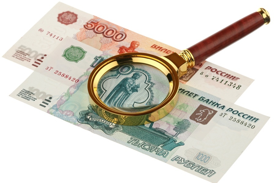 В ЮФО и СКФО на 36% сократилось количество фальшивок