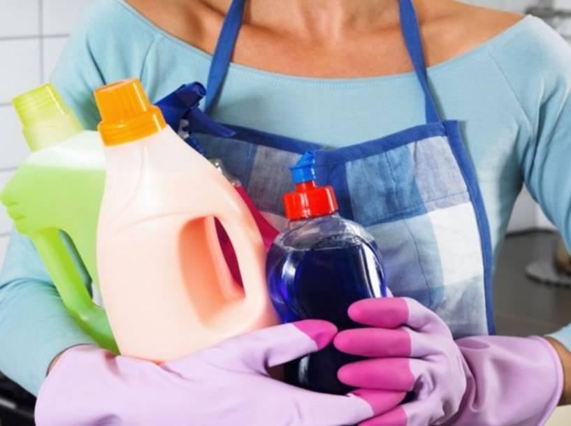 бытовая химия своими руками от ржавчины