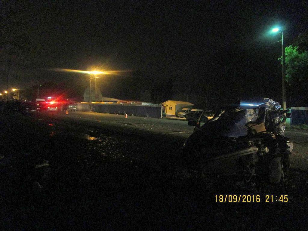 Тройное ДТП вСаранске: погибли два человека