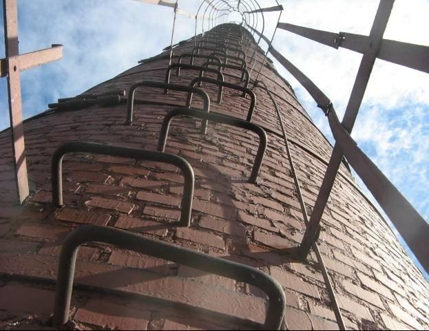 ВСаранске мужчина заснул на25-метровой трубе котельной