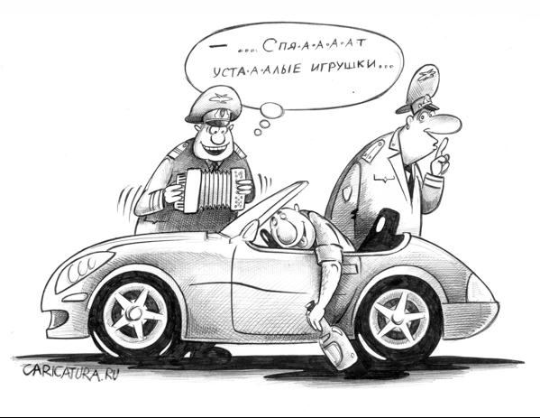 ВСаранске используют новый способ выявления нетрезвых водителей