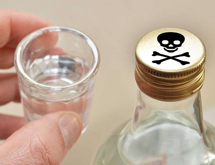 ВМордовии изъяли около 2-х тыс. литров поддельного алкоголя
