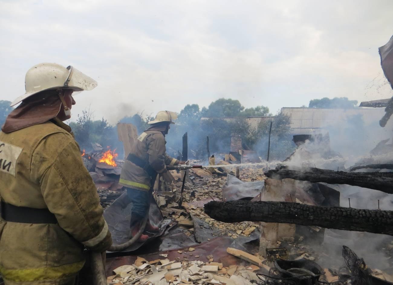 Втечении следующего года вМордовии 70 человек отыскали смерть впламени