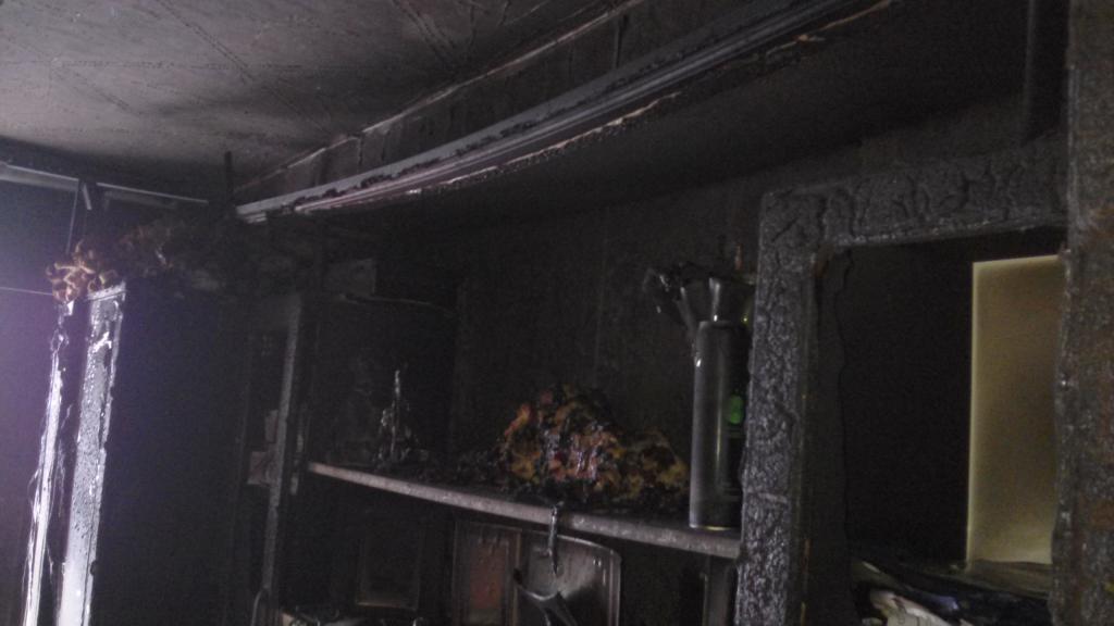 ВМордовии двухлетний ребенок нашел возгорание вквартире