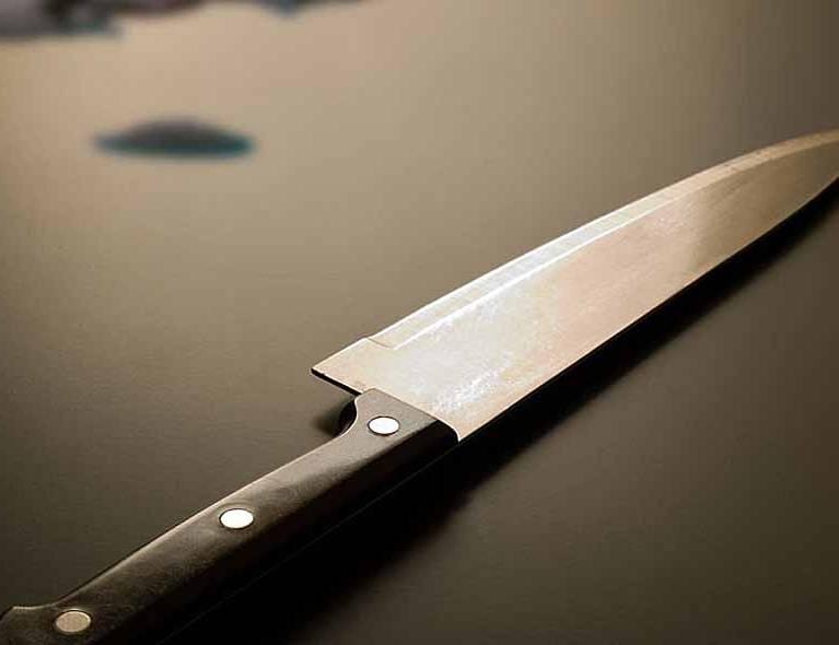 ВСаранске женщина выяснила отношения ссупругом при помощи ножа