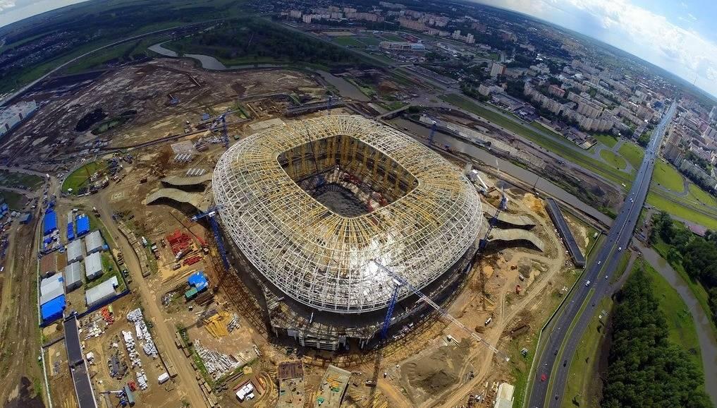 «Мордовия-Арена» может сохранить вместимость в44 тыс. созерцателей послеЧМ