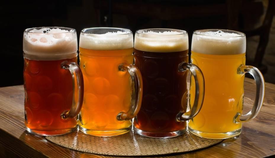 Брянск попал втоп-10 городов попотреблению пива