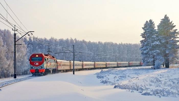 Билеты напоезда вновогодние праздники подешевеют вдвое