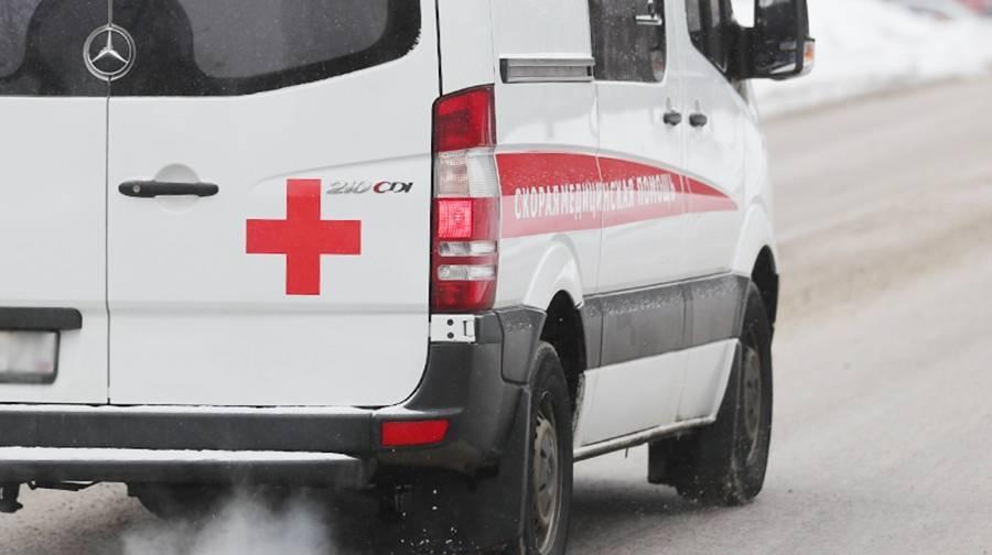 ВМордовии лихач на«восьмерке» протаранил рейсовый автобус и убежал
