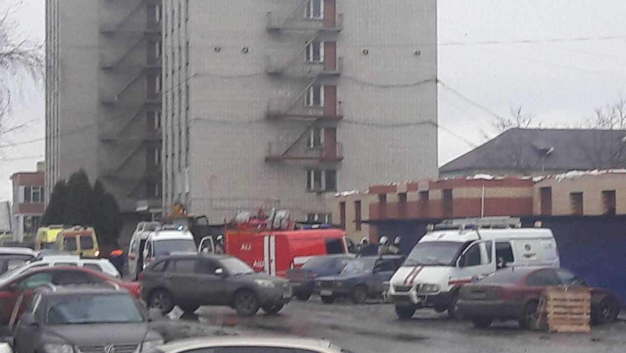 Двое рабочих погибли после обвала грунта вСаранске