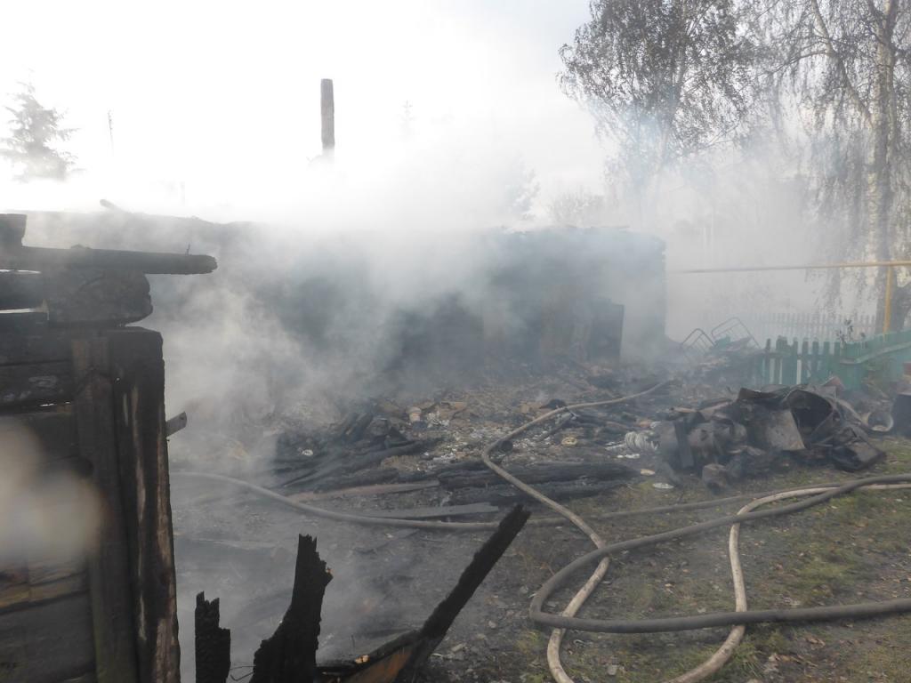 ВСаранске из-за зажженной сигареты напожаре умер 75-летний пенсионер