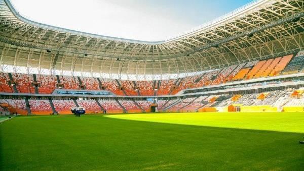 Настадионе «Мордовия Арена» курение воспрещено