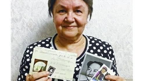 Пенсионерка изСаранска вновь обрела приятельницу изКитая спустя полвека