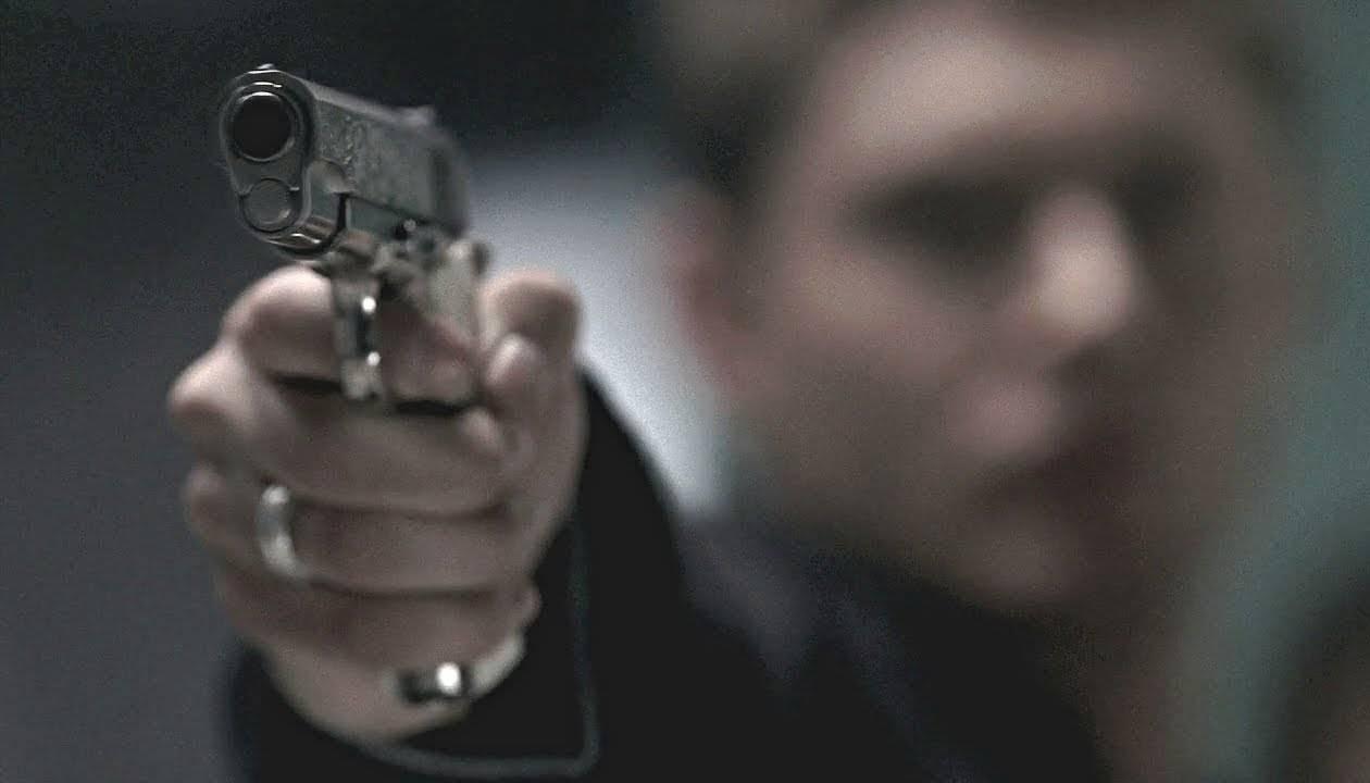 Гифка с оружием