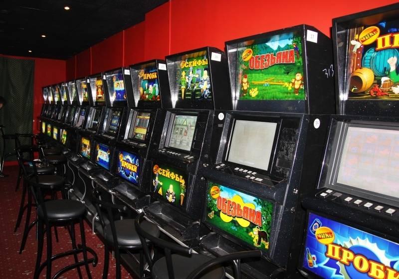 закрыты игровые автоматы в севске