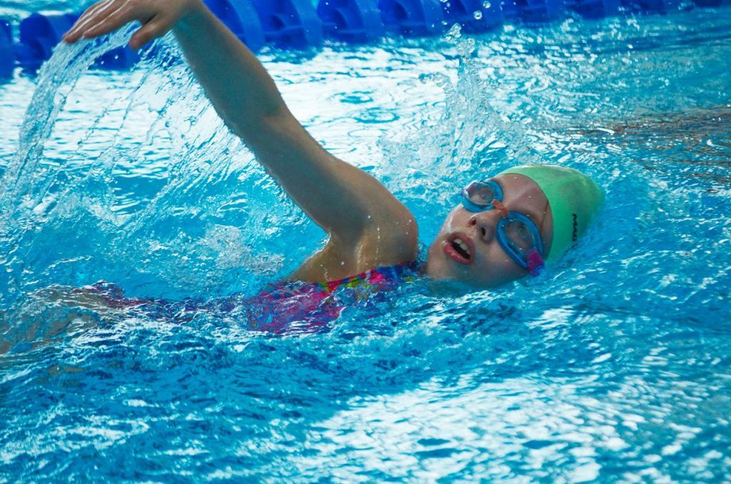 матчевая встреча по плаванию в саранске