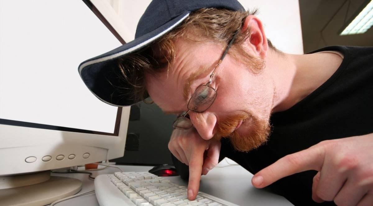 Сотрудника органов, прикольная картинка за компьютером