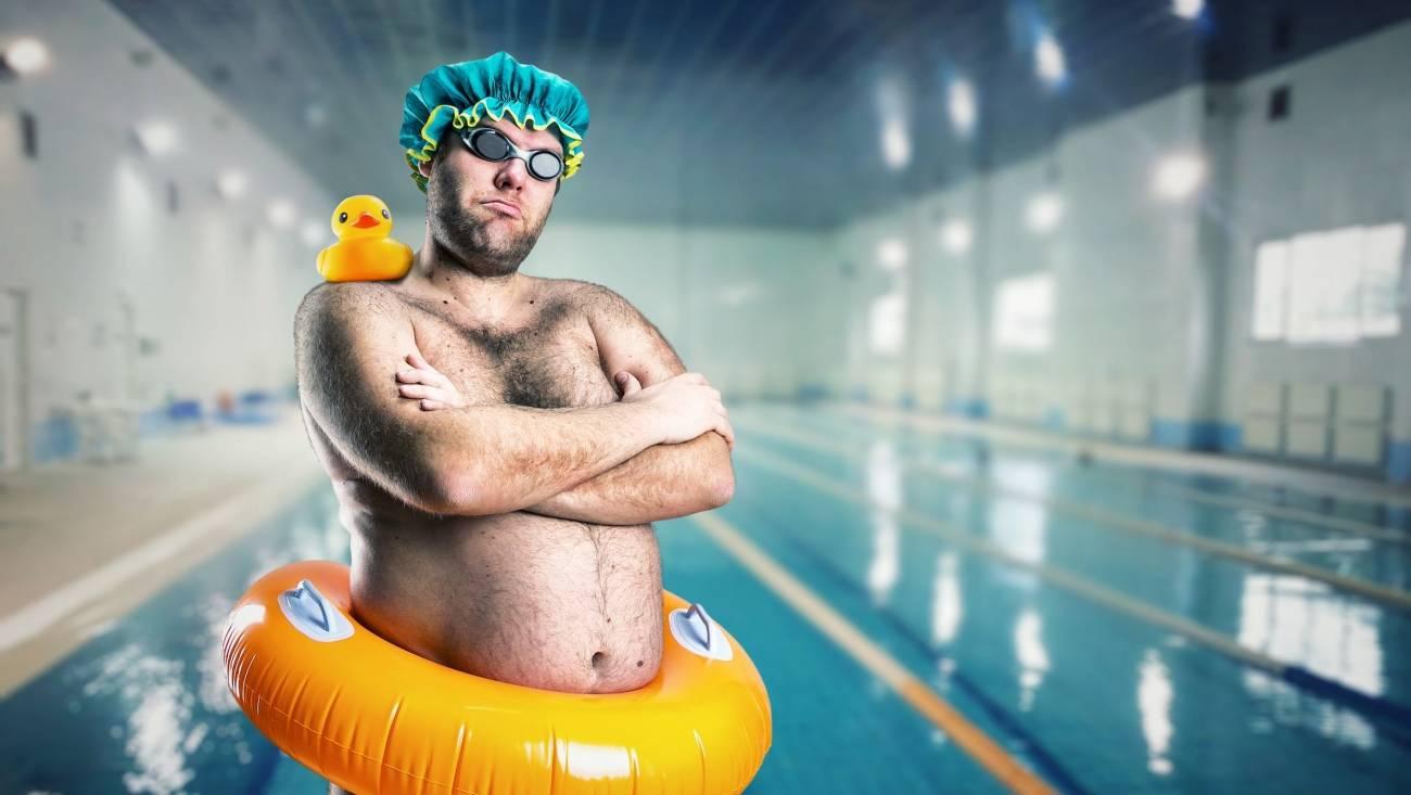 упоминали картинки с пловцами в бассейне прикольные матрицы