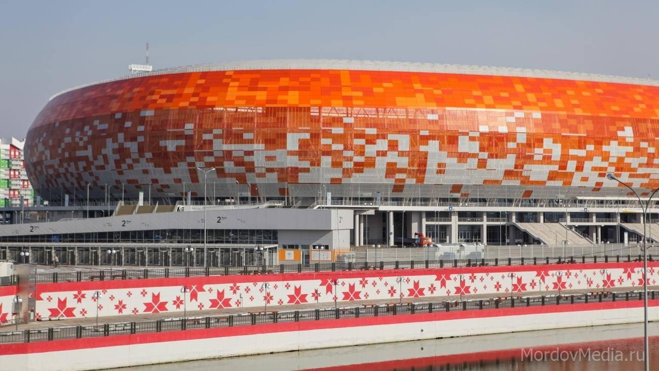ФК Тамбов будет играть в Саранске до глубокой осени