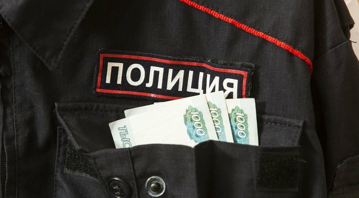 задержан следователь МВД в Москве