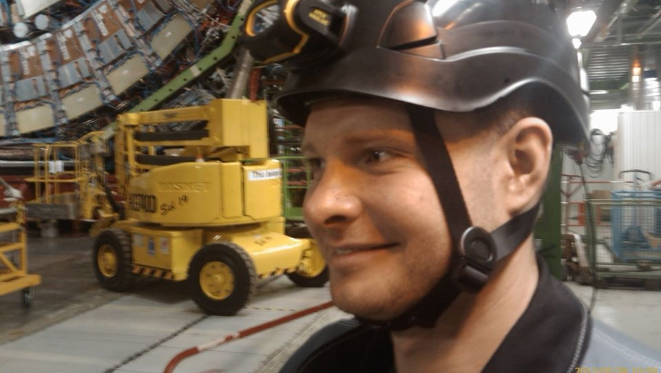 В больнице в Коммунарке умер 37-летний учёный-ядерщик Данила ...