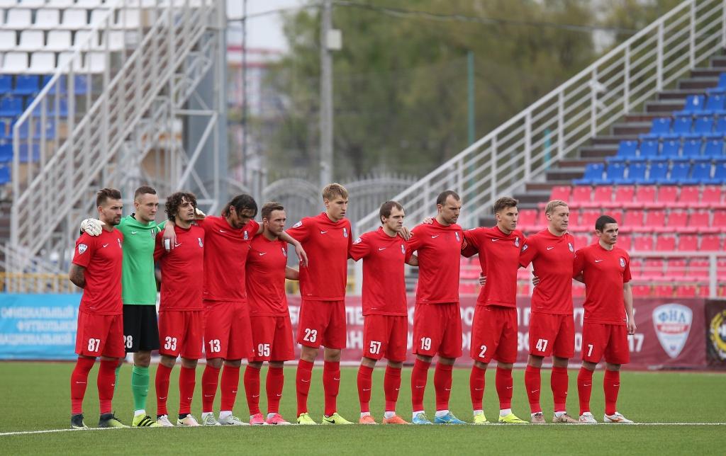 «Мордовия» разгромила «Волгарь» вдомашнем матче 36-го тура главенства ФНЛ