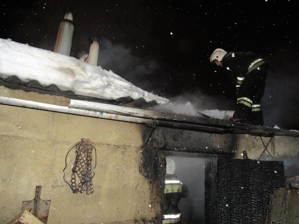 Мужчина изСаранска сгорел в своем доме