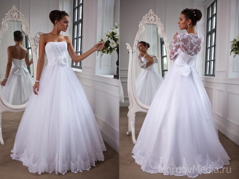 Фото свадебных платьев в саранске на