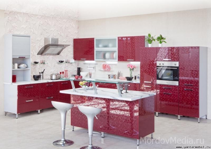 Покупая мебель для кухни производства Янтарь, Вы вольны выбирать.