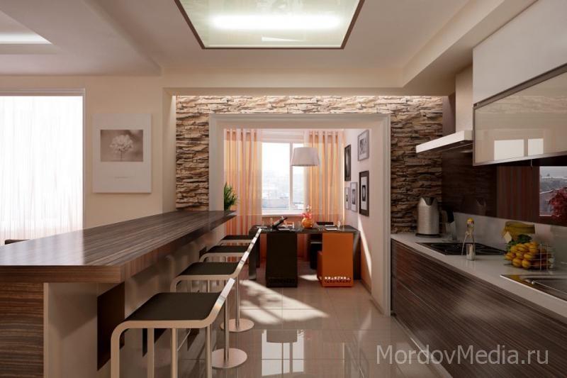 кухня в офисе дизайн