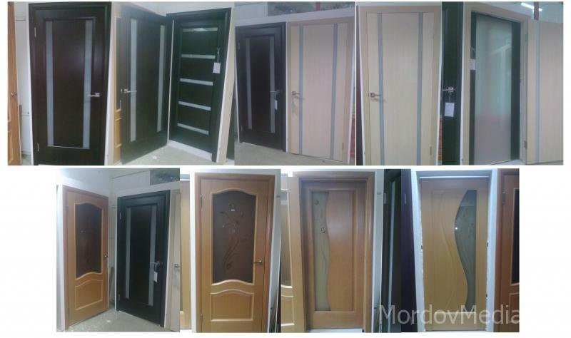 Двери межкомнатные саранск фото