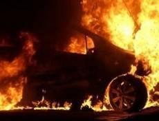 Житель Саранска поджёг автомобиль соседа из мести