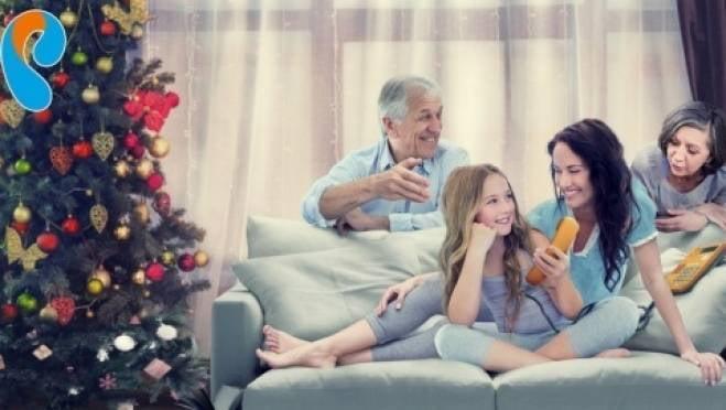 В новогодние праздники жители Мордовии позвонили с домашних телефонов более 270 тысяч раз