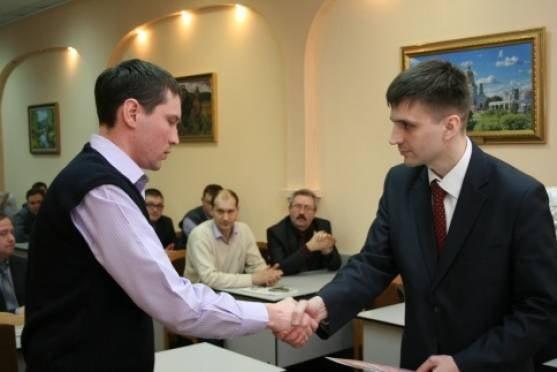 В Мордовии наградили лучших инженеров