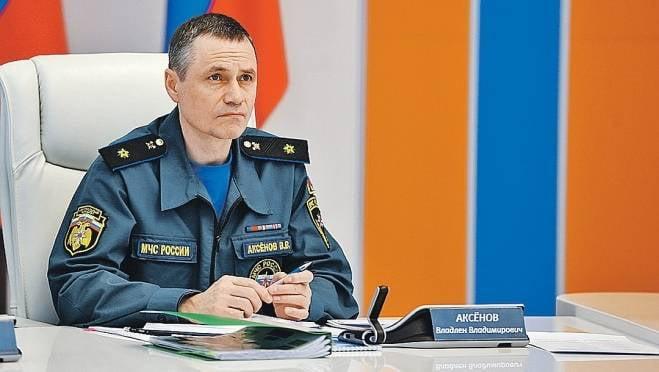 Высокий чин из МЧС России проверил готовность спасателей Мордовии к ЧМ