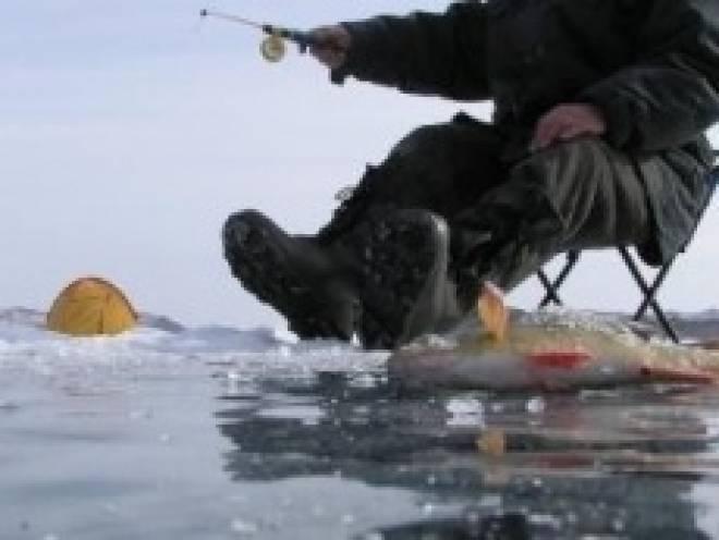 Рыбакам Мордовии угрожает тонкий лед