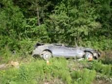 Смертельное ДТП: в Мордовии «Kia Spectra» опрокинулась в кювет