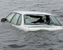 Житель Мордовии в ДТП утонул в реке вместе с машиной