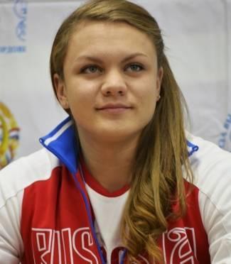 Ольга Зубова — призёр чемпионата мира по тяжёлой атлетике